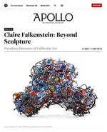 Apollo Magazine, April 2016