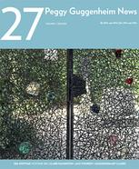 Peggy Guggenheim Collection newsletter 2015