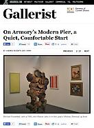 The Observer, Gallerist NY, March 5, 2014