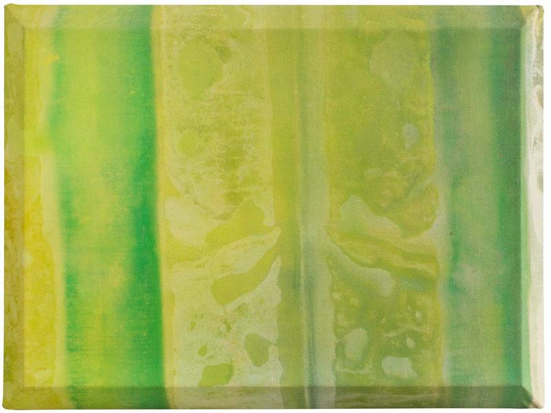 Sam Gilliam (b.1933) Mess of Greens, 1968 acrylic...