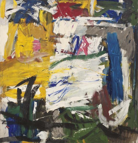 Michael Goldberg (1924-2007) Park AvenueFa&c...