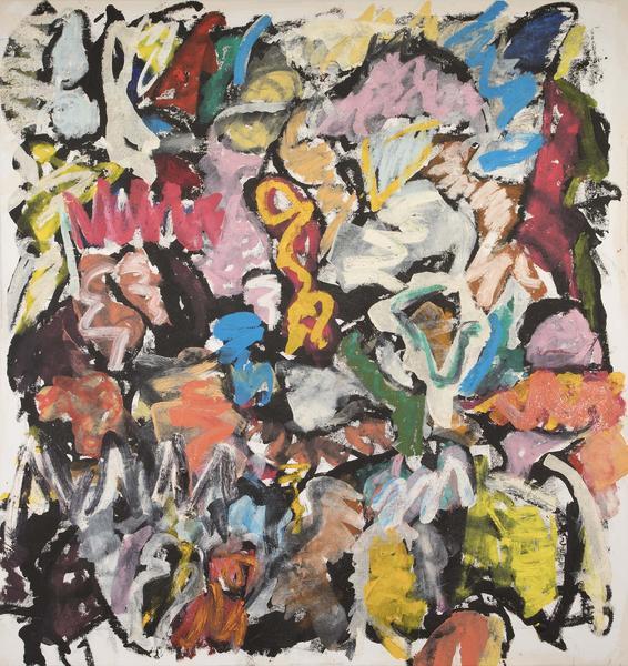 Michael Goldberg (1924-2007) Untitled (4/00-S), 20...