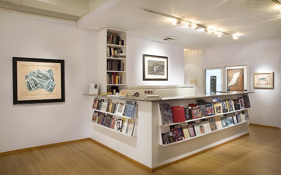 Installation Views - Morris Graves: Falcon of the Inner Eye, A Centennial Celebration - September 8 – October 30, 2010 - Exhibitions