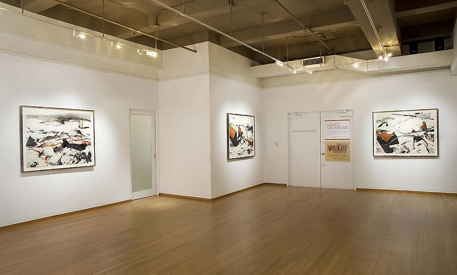 Installation Views - Nancy Grossman: Combustion Scapes - May 26 – August 5, 2011 - Exhibitions