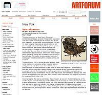 Artforum Critic's Pick, June 2014
