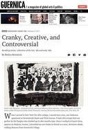 Guernica Magazine, February 9, 2017