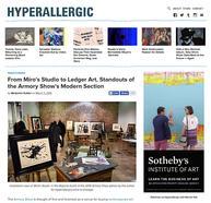 Hyperallergic, March 3, 2016