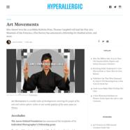 Hyperallergic, November 01, 2018