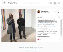 Instagram, April 12, 2017
