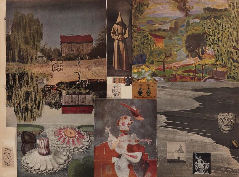 Jess (1923-2004) Untitled (Pooh Figure), 1953 coll...