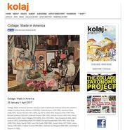 Kolaj Magazine, February 2017