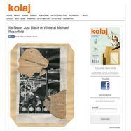 Kolaj Magazine, July 2015