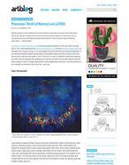 Artblog, December 14, 2015