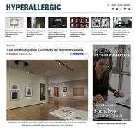 Hyperallergic, March 28, 2016