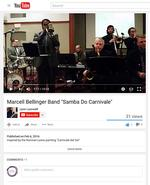 """Music inspired by Lewis, """"Carnivale del Sol"""""""