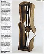 Sculpture Magazine, September 2005