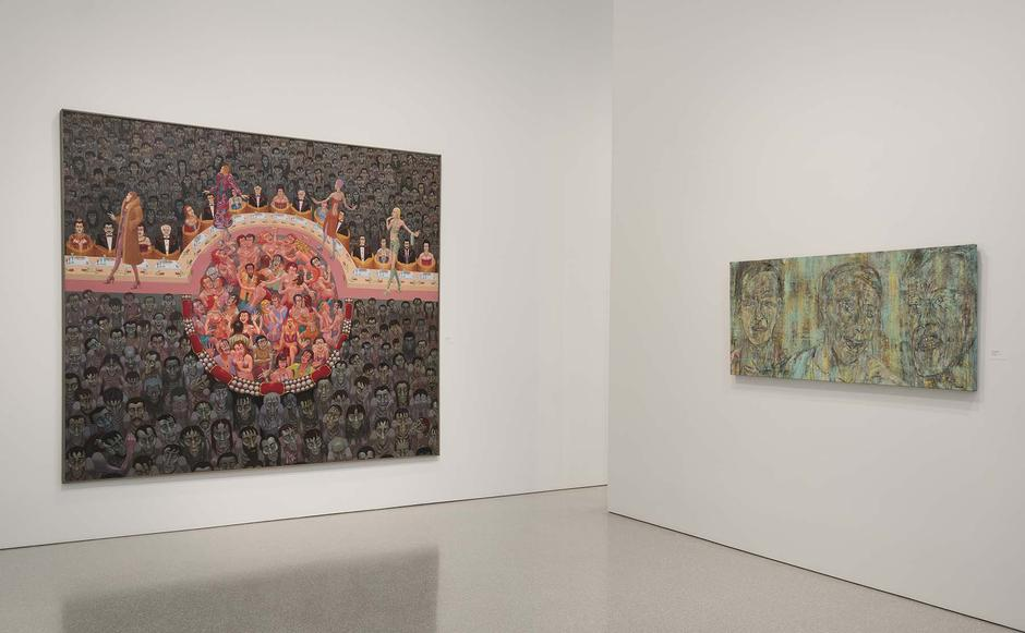Installation Views - Figuratively Speaking - November 11, 2017 – January 20, 2018 - Exhibitions