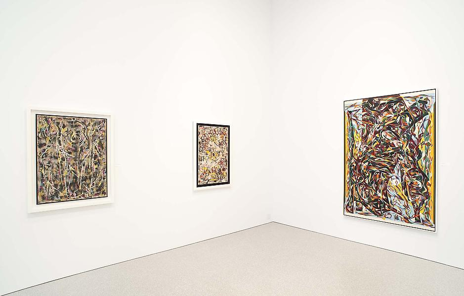 Installation Views - Alfonso Ossorio: Blood Lines, 1949-1953 - September 7 – October 26, 2013 - Exhibitions