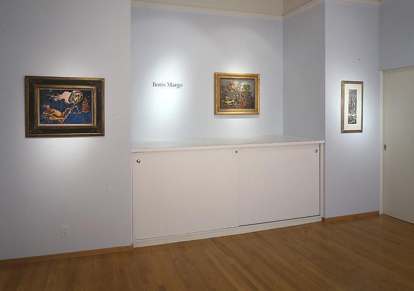 Installation Views - Boris Margo: Fantasy in Form - November 16, 1995 – January 27, 1996 - Exhibitions