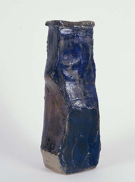 "Untitled, 1958 glazed stoneware 18 1/4"" x 7&q..."