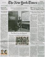 The New York Times, November 28, 2015
