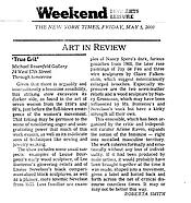 The New York Times, May 5, 2000