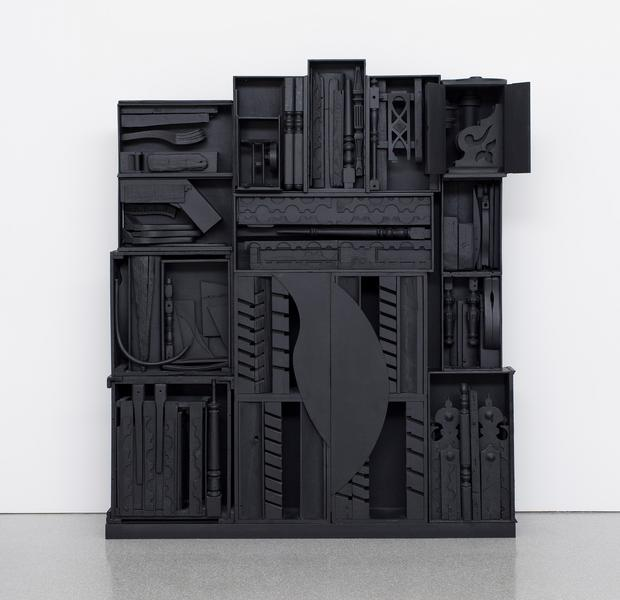 Louise Nevelson (1899–1988) Nightscape I, 19...