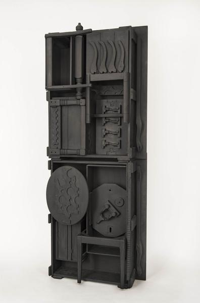 Louise Nevelson (1899-1988) Untitled, c.1976 paint...