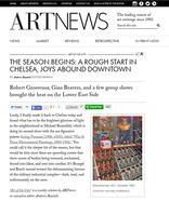 ArtNews, September 9, 2014