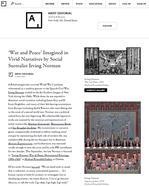 Artsy Editorial, September 2014