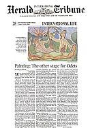 The New York Times / International Herald Tribune,...
