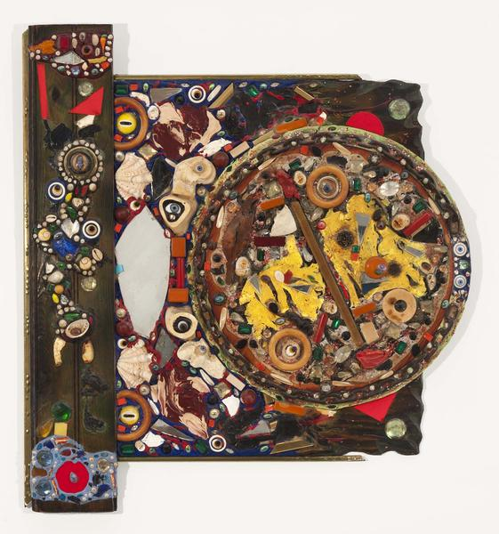 Alfonso Ossorio (1916-1990) Mirror Between, 1963 c...