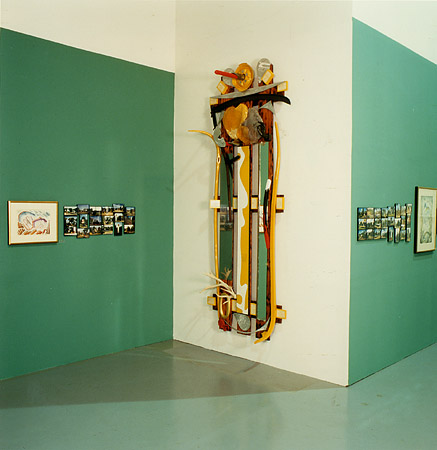 Installation Views - Alfonso Ossorio: The Creeks - Before, During and After - June 1 – September 4, 2000 - Exhibitions