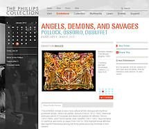 Angels, Demons, and Savages: Pollock, Ossorio, Dub...