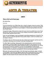 Queens Alternative, October 25, 2002