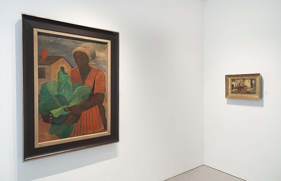 RISING UP/UPRISING: Twentieth Century African American Art - Exhibitions