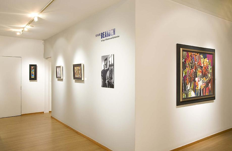 Installation Views - Romare Bearden (1911-1988): COLLAGE, A Centennial Celebration - March 26 – May 21, 2011 - Exhibitions