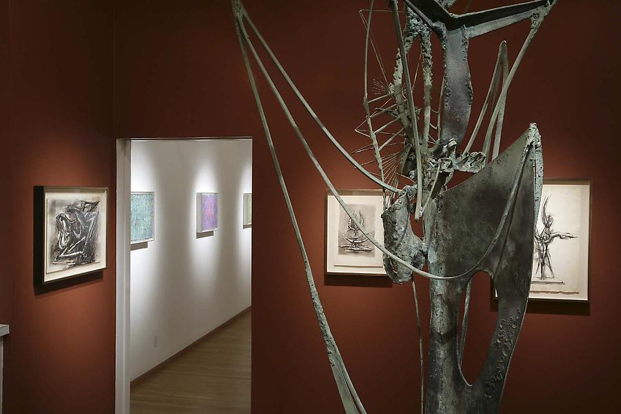 Installation Views - Theodore Roszak - September 6 – October 25, 2008 - Exhibitions