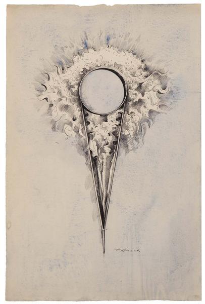 Theodore Roszak (1907-1981) Divining Rod (Sculptur...