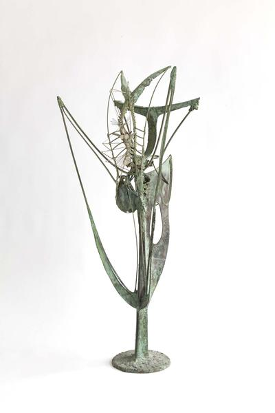 Theodore Roszak (1907-1981) Insect Plant, 1957 ste...