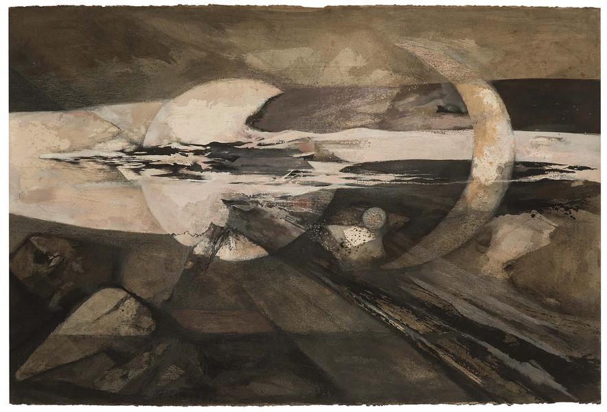 Theodore Roszak (1907-1981) Transfiguration, 1980...