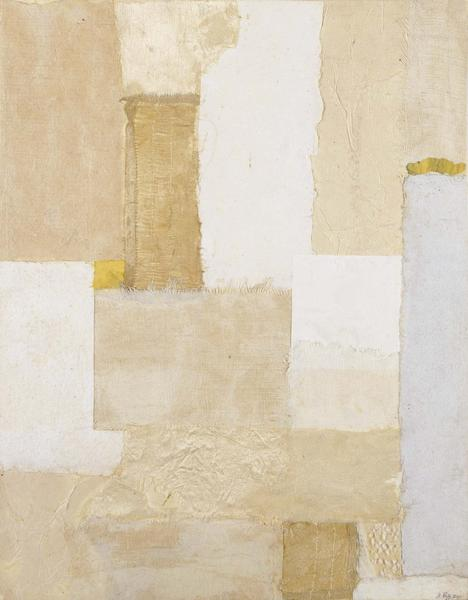Anne Ryan (1889-1954) Untitled, 1951 fabric and pa...