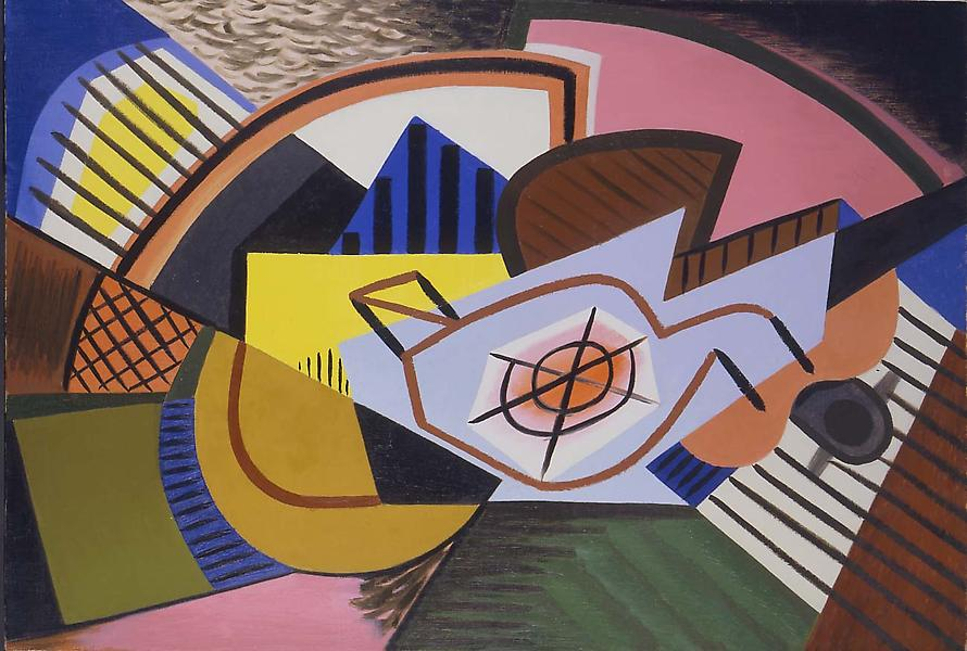 """Untitled, c.1940 oil on canvas 38"""" x 26"""" &nbsp..."""