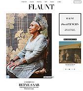 Flaunt Magazine, November 11, 2013