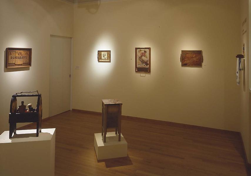 Installation Views - Betye Saar: In Service, A Version of Survival - March 9 – May 6, 2000 - Exhibitions