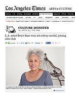 Los Angeles Times, April 10, 2014