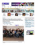 LA Weekly, March 20, 2012