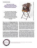 Press Release: Betye Saar to receive 2014 Edward M...