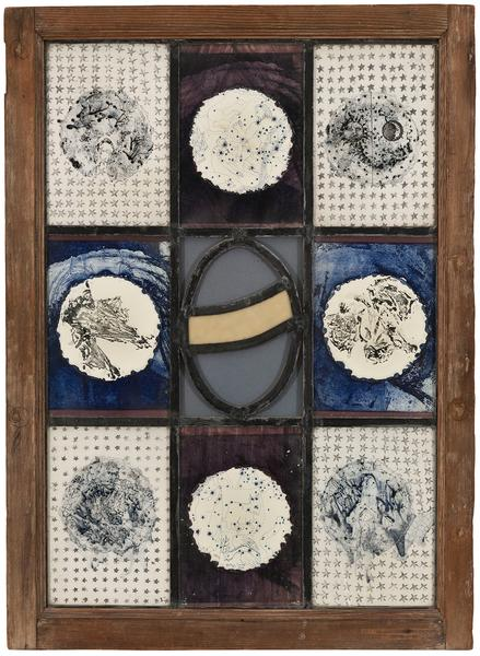 Betye Saar (b.1926) The Astrologer's Window, 1...