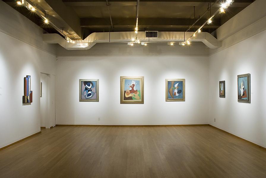 Installation Views - Charles G. Shaw - November 1 – December 22, 2007 - Exhibitions